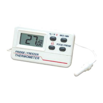 France Fridge Digital Thermometer with Alarms Freezer