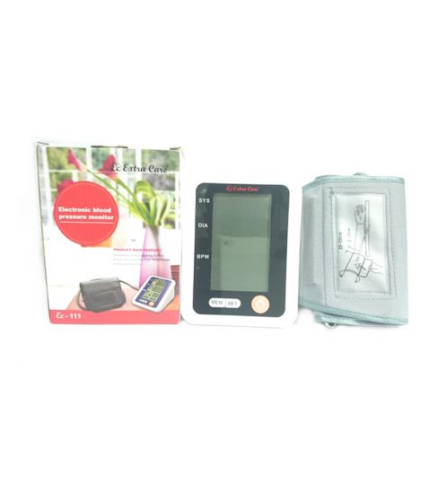 Extra Care Blood Pressure Monitor EC-111