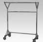 Pharma Technik S.S. Gown Hanger Cart_00