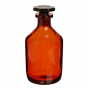 JLab REAGENT BOTTLE (Narrow Mouth), AMBER COLOR-250ml