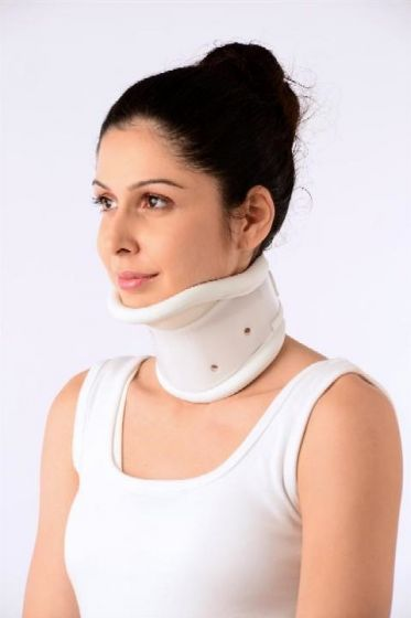 Vissco Firm Cervical Collar With Chin Support XL 0310