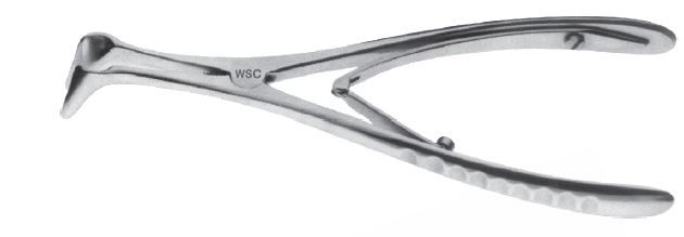 WESTERN Nasal Speculum Small  WSC-123B