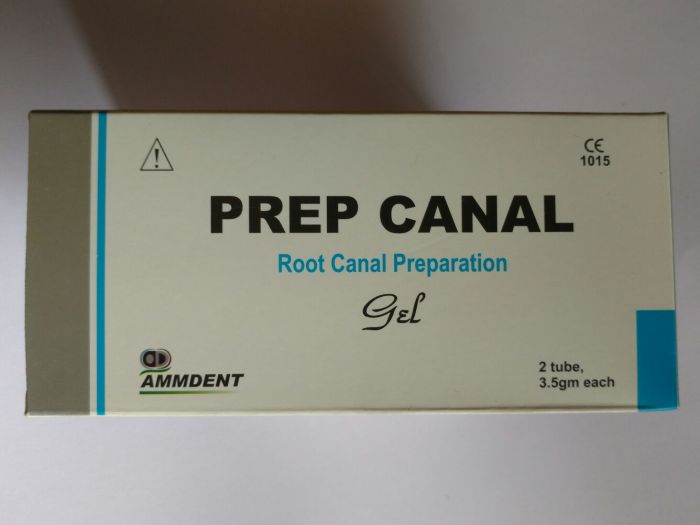Ammdent Prep Canal EDTA With Carbamide Peroxide