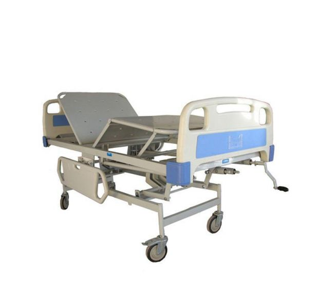 Acme Mechanical ICU Bed (ABS Panels & Collapsible Side Railings)