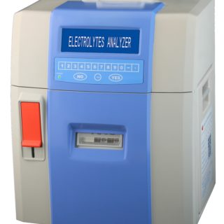 Enlite Automated Electrolyte Analyzer 4 parameter