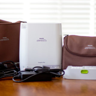 Philips Respironics SimplyGo MINI Oxygen Concentrator