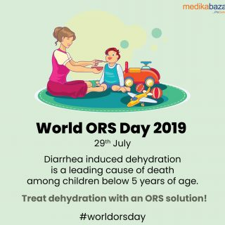 World ORS Day 2019: All you need to know about the importance of Oral Rehydration Salts/Solution