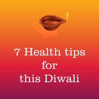 Want to celebrate a happy and healthy Diwali Here are some tips from Medikabazaar!